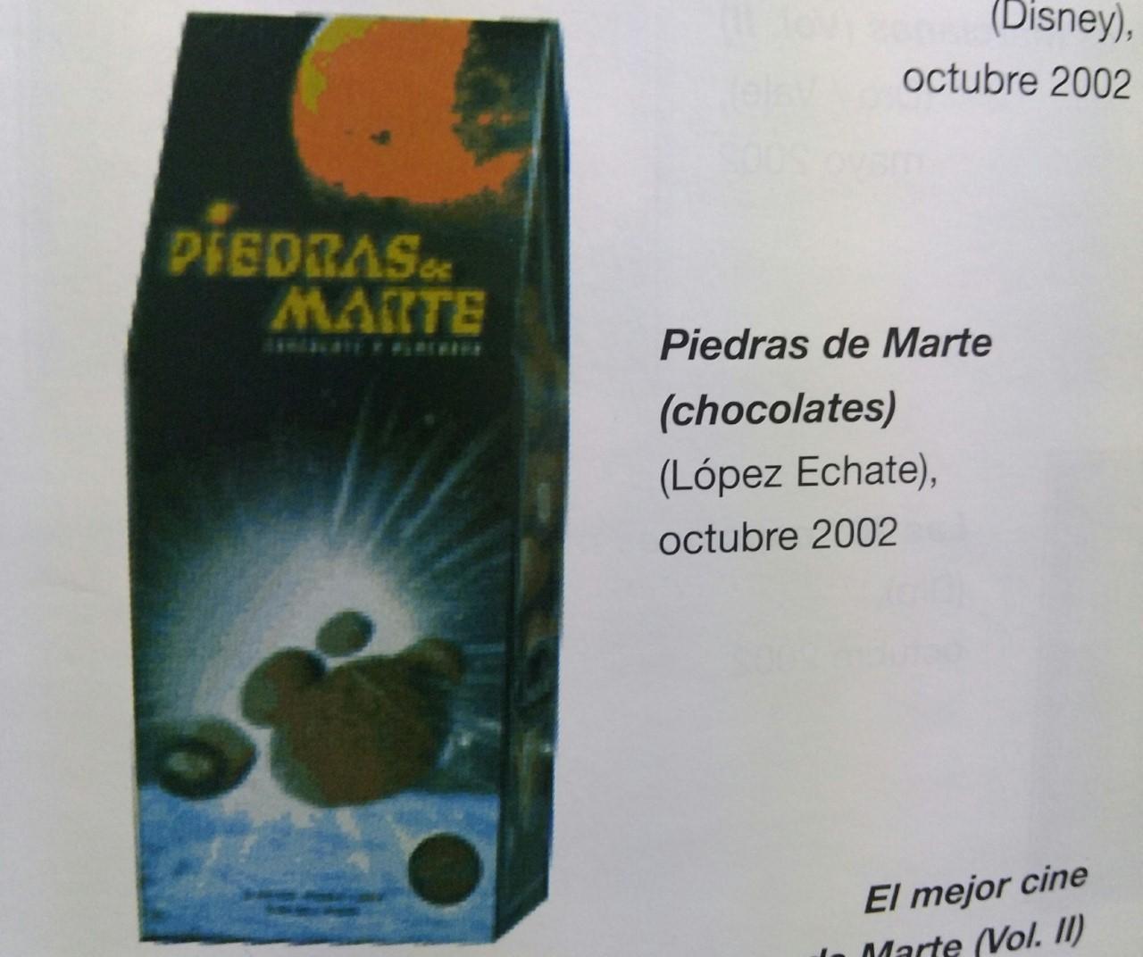 piedras de marte cronicas marcianas