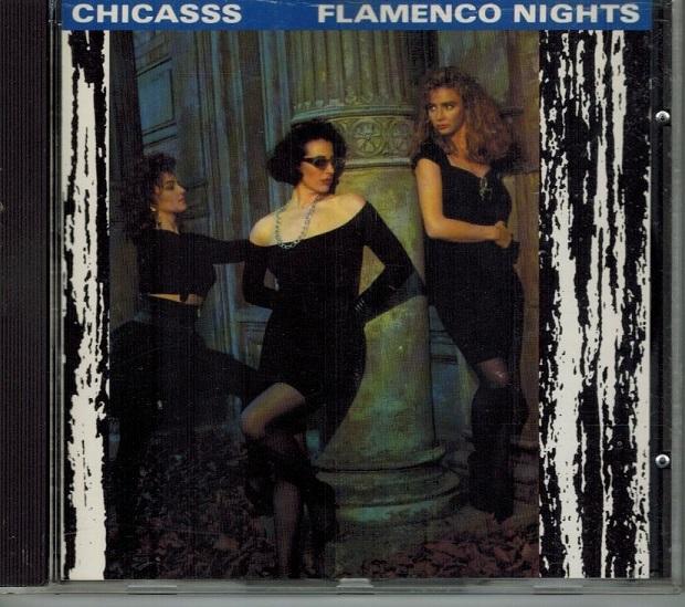 chicasss flamenco nights