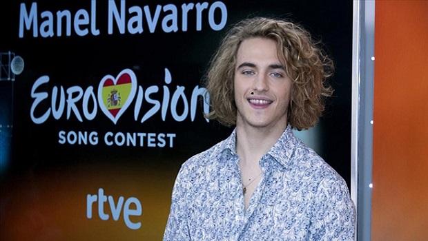 ¿Es Manel Navarro una joven Madonna?