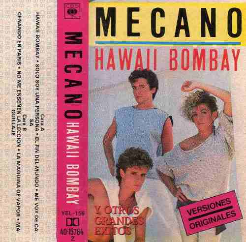 mecano hawaii bombay