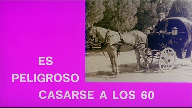 Es peligroso casarse a los sesenta: Paco Martínez Soria en la 'My Fair Lady' ibérica