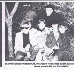 Olé Olé se negó a ir a Eurovisión en 1984 porque no pensaban «que fuese a sumar nada»