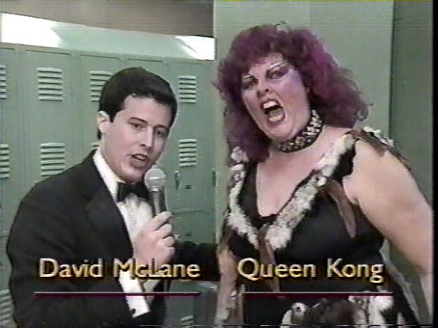 Queen Kong GLOW Wrestler