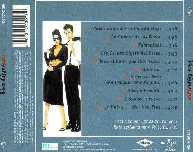vertigogo cd 1999