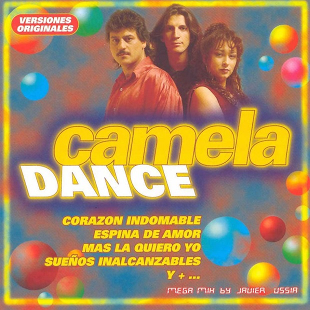 Camela-Dance-Cd