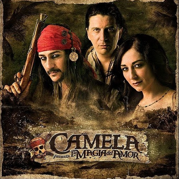 camela-piratas del caribe
