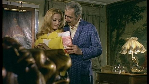 Carmen Sevilla fue prostituta (en la película 'Nadie oyó gritar')