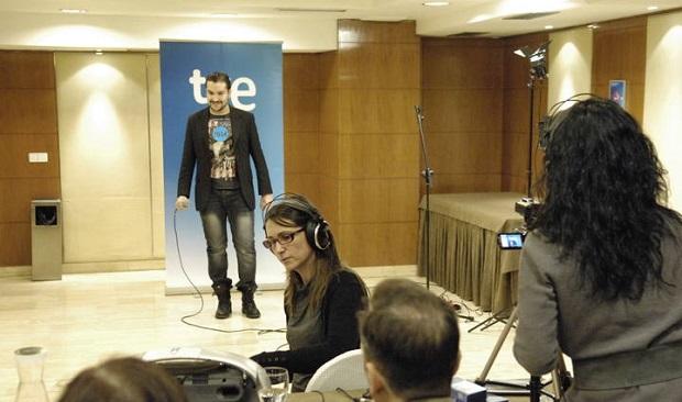 Eurovision2011, Casting Madrid