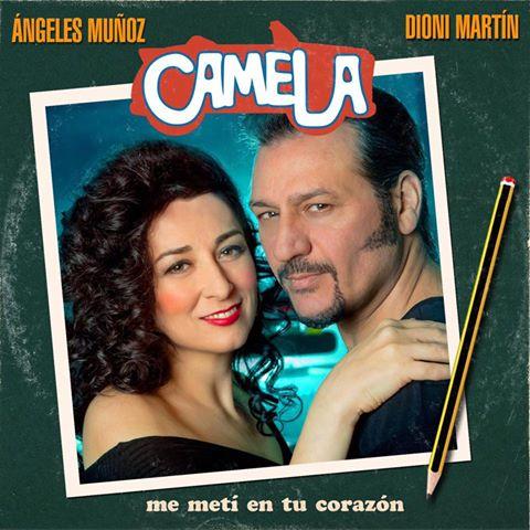 camela disco 2017 me meti en tu corazon