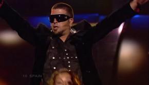juan reyes el pollo eurovision