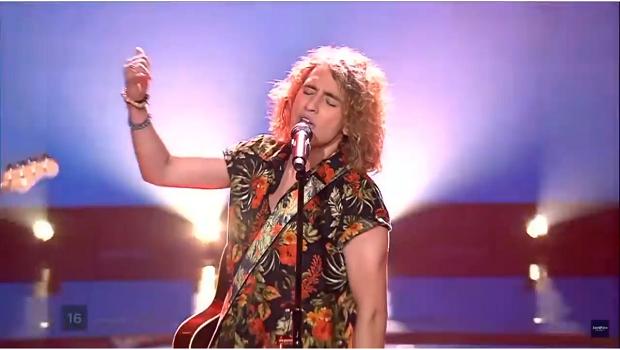 manel navarro gallo eurovision