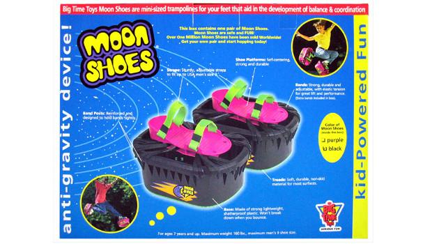 moon shoes antigravedad