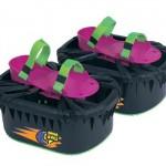 Moon Shoes, los zapatos antigravedad de 'El gran juego de la oca'