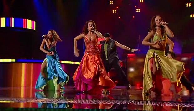 son de sol eurovision brujeria
