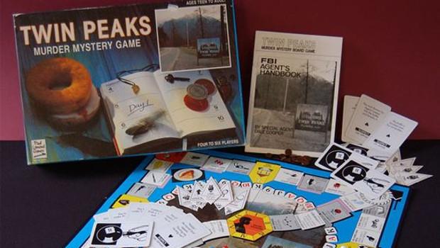 Twin Peaks: el juego de mesa