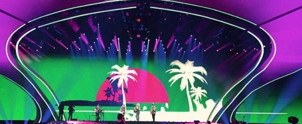 visuales manel navarro eurovision
