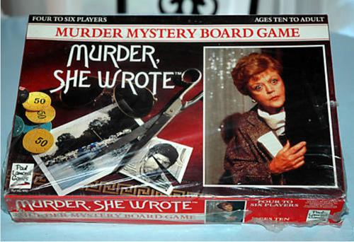 caja juego se ha escrito un crimen