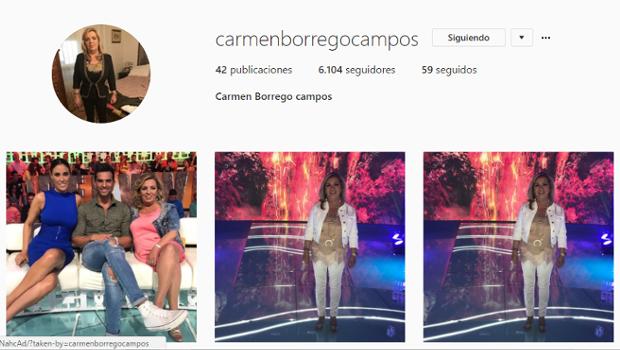 Cómo gestionar tu Instagram, según Carmen Borrego