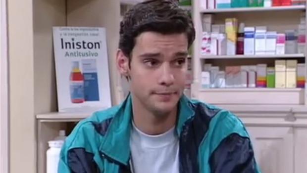Pablo de 'Farmacia de guardia': el primer gay adolescente de la televisión