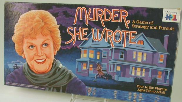 Se ha escrito un crimen: el juego de mesa