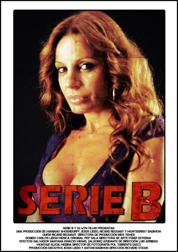 Serie B Pelicula cartel