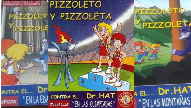 comics telepizza pizzoleto