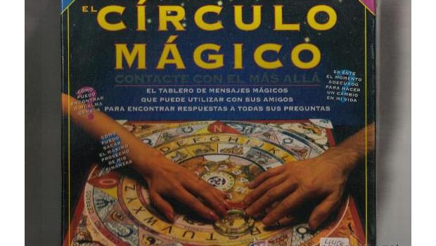 el circulo magico juego de mesa