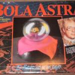 La Güija de Borrás, La Bola de Rappel y otros juegos de mesa pequeños esotéricos