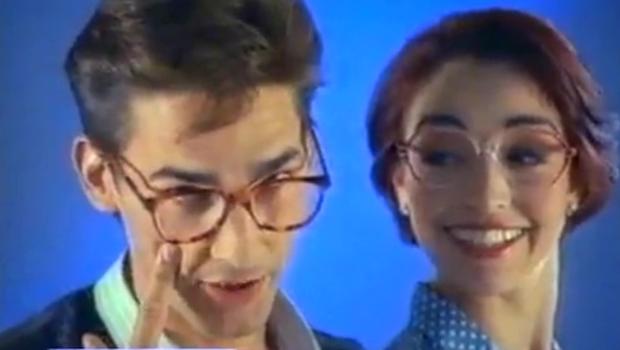 Tania y Mauro, las gafas hípster de Multiópticas