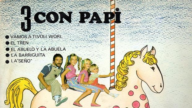 3 con Papi, el grupo que canto al Tívoli Worl