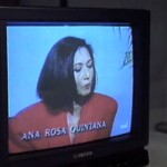 El cameo de Ana Rosa Quintana en una serie de terror cañí