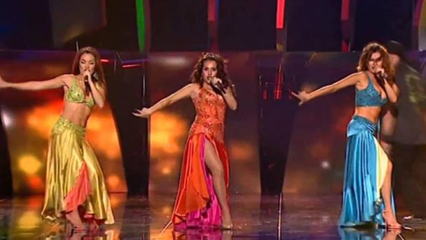 eurovision son de sol brujeria