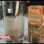 Leche Pascual con chocolate para niñas repelentes, ligones y padres ineptos