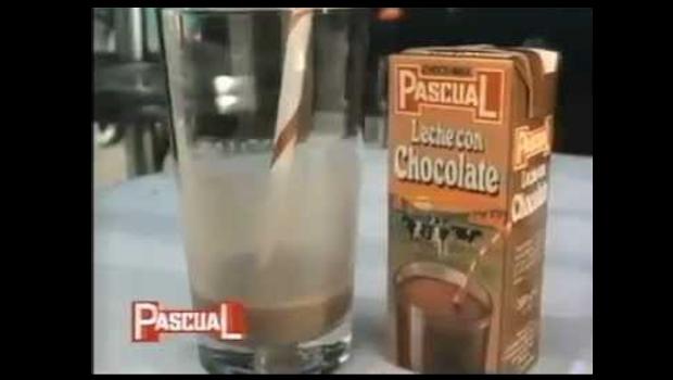 leche pascual con chocolate