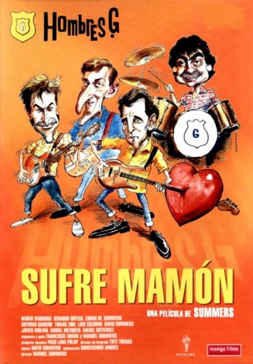 Sufre Mamon hombres g dvd