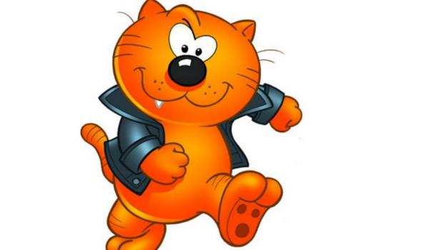 gato isidoro dibujos animados