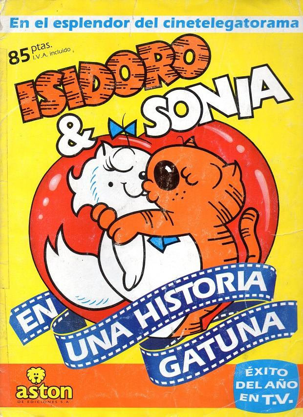 Isidoro Album de Cromos