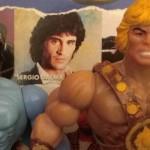 Cuando Sergio Dalma cantaba las canciones de 'He-Man'