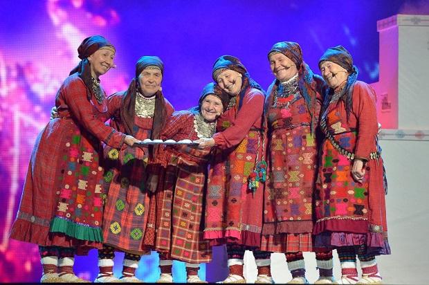 abuelas rusas eurovision