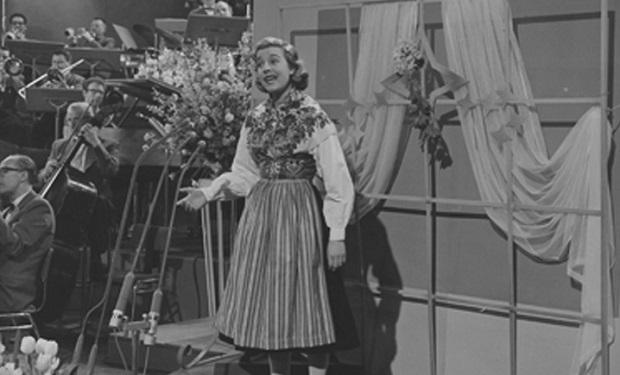 Alice Babs Eurovision