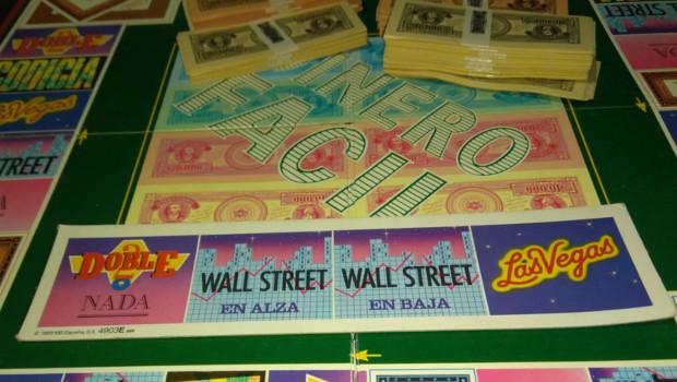 dinero facil juego de mesa mb