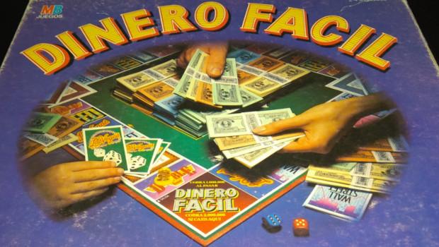 dinero facil juego de mesa