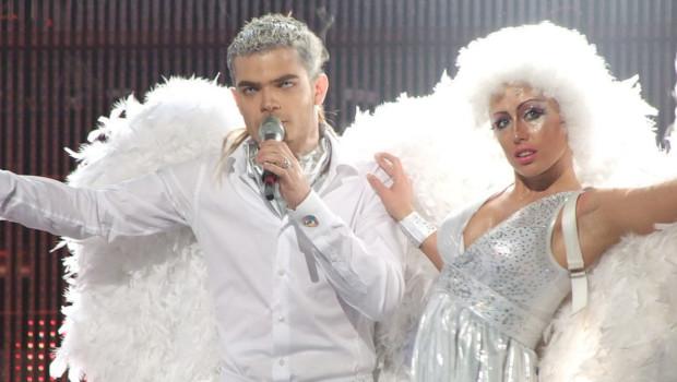 elnur angel eurovision