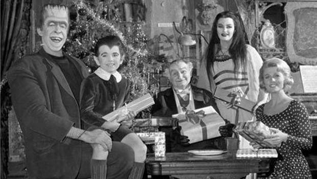 Los Monster, la familia que celebraba la Navidad cuando le daba la gana
