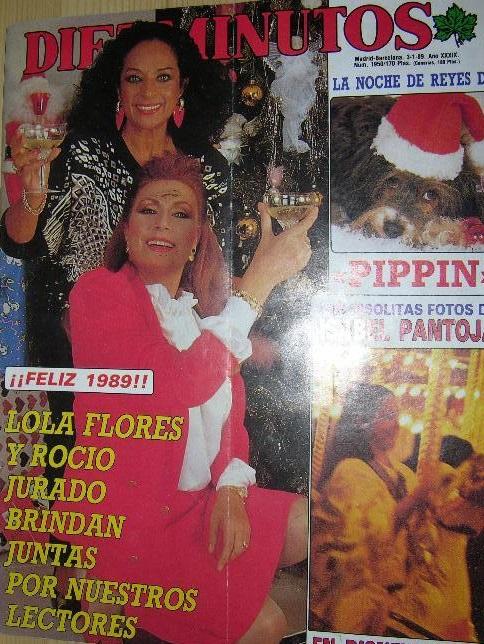 Lola Flores Rocio Jurado Navidad