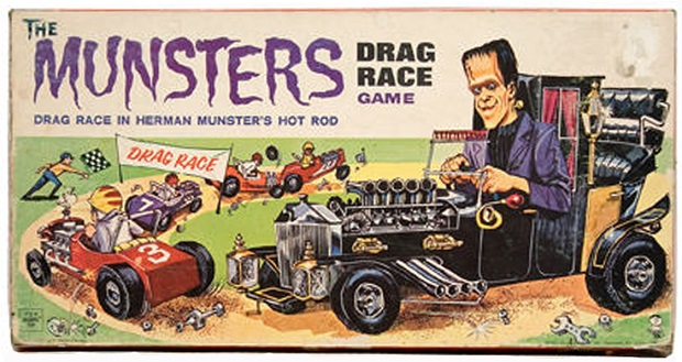 The Munsters Drag Race