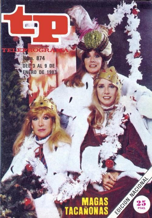 hermanas hurtado reyes magos navidad