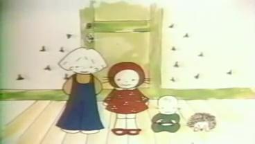 Serie Emilie Cajon Desastre Dibujos Animados