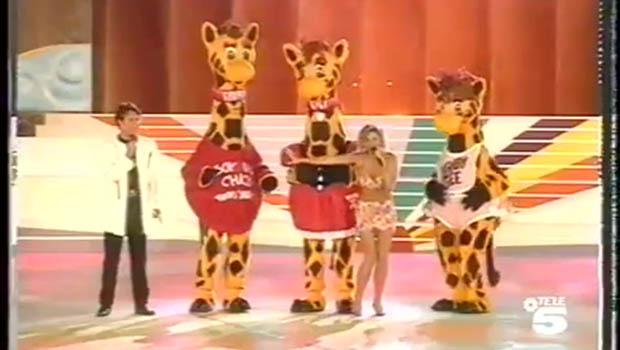 Cuando 'Toys R Us' patrocinó la gala 'Viva el cole' en Telecinco