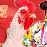 Melody ya hizo la gallina antes que Israel en Eurovisión 2018
